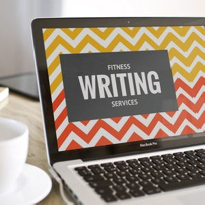 Fitness Writing Services Tile