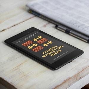 Fitness Marketing Ideas Ebook Tile