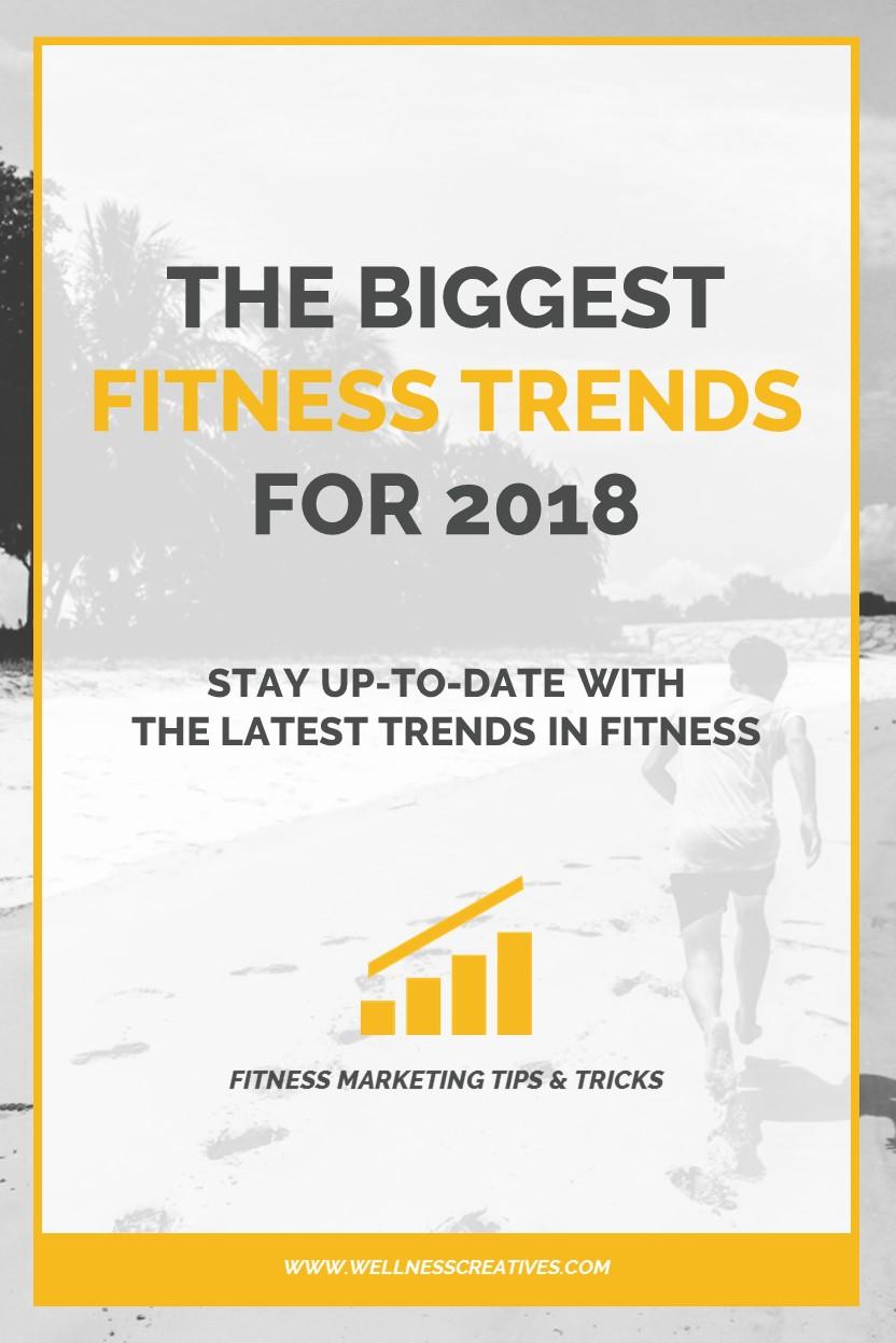 Fitness Trends For 2018 [Minimalism, Millennials & Top 10 ...