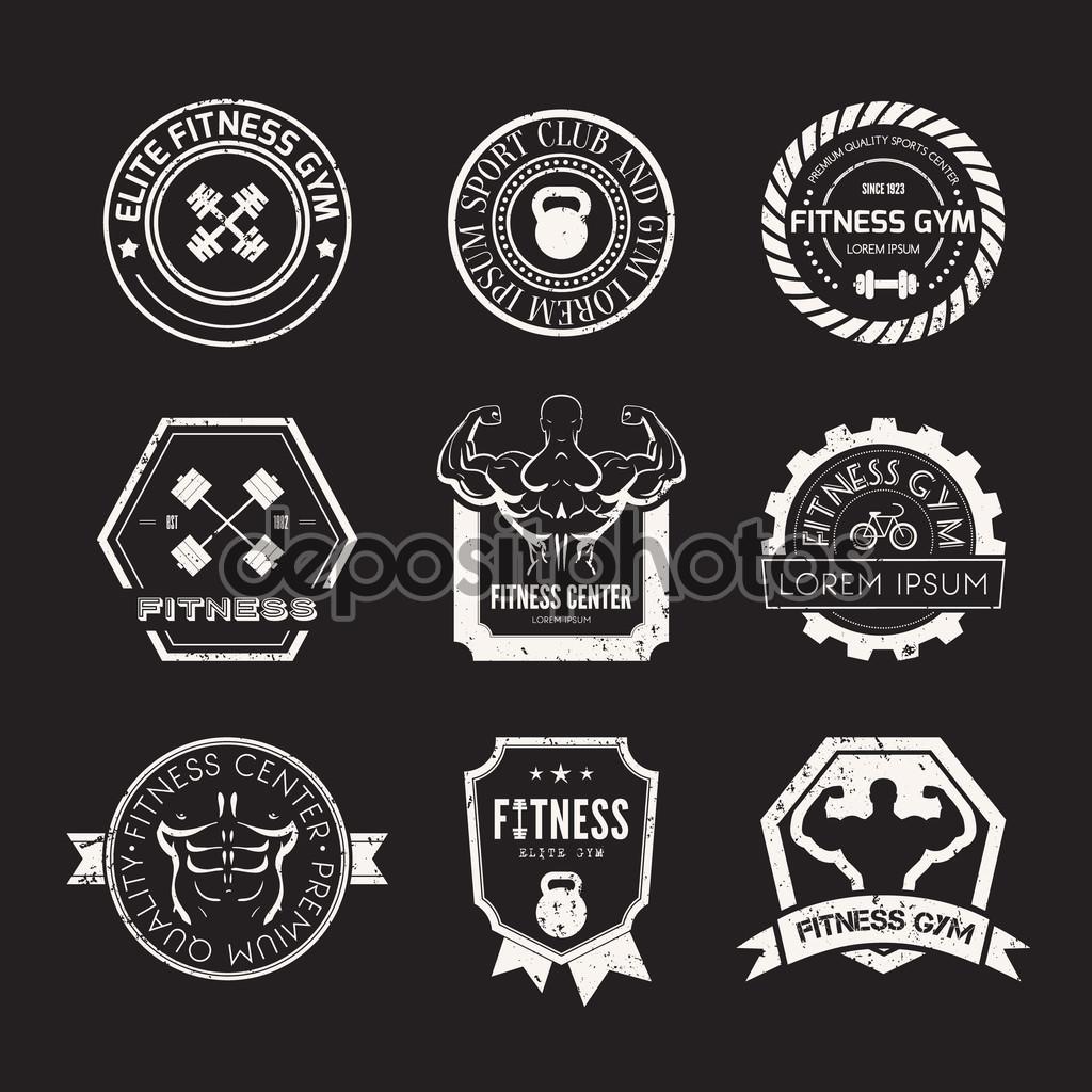 Fitness Logo Ideas [130+ Designs For Gyms, Yoga Studios ...