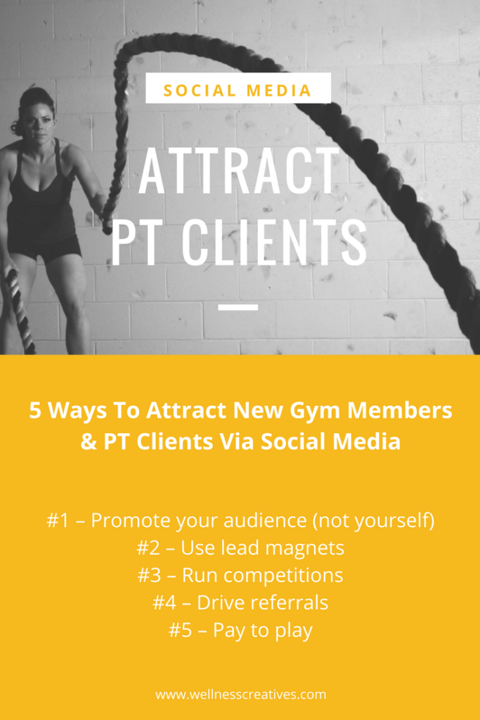 how to get new members in a gym