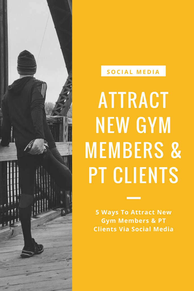 gym marketing ideas  5 ways to attract new members via