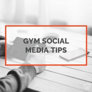 Gym Social Media Tips Retention