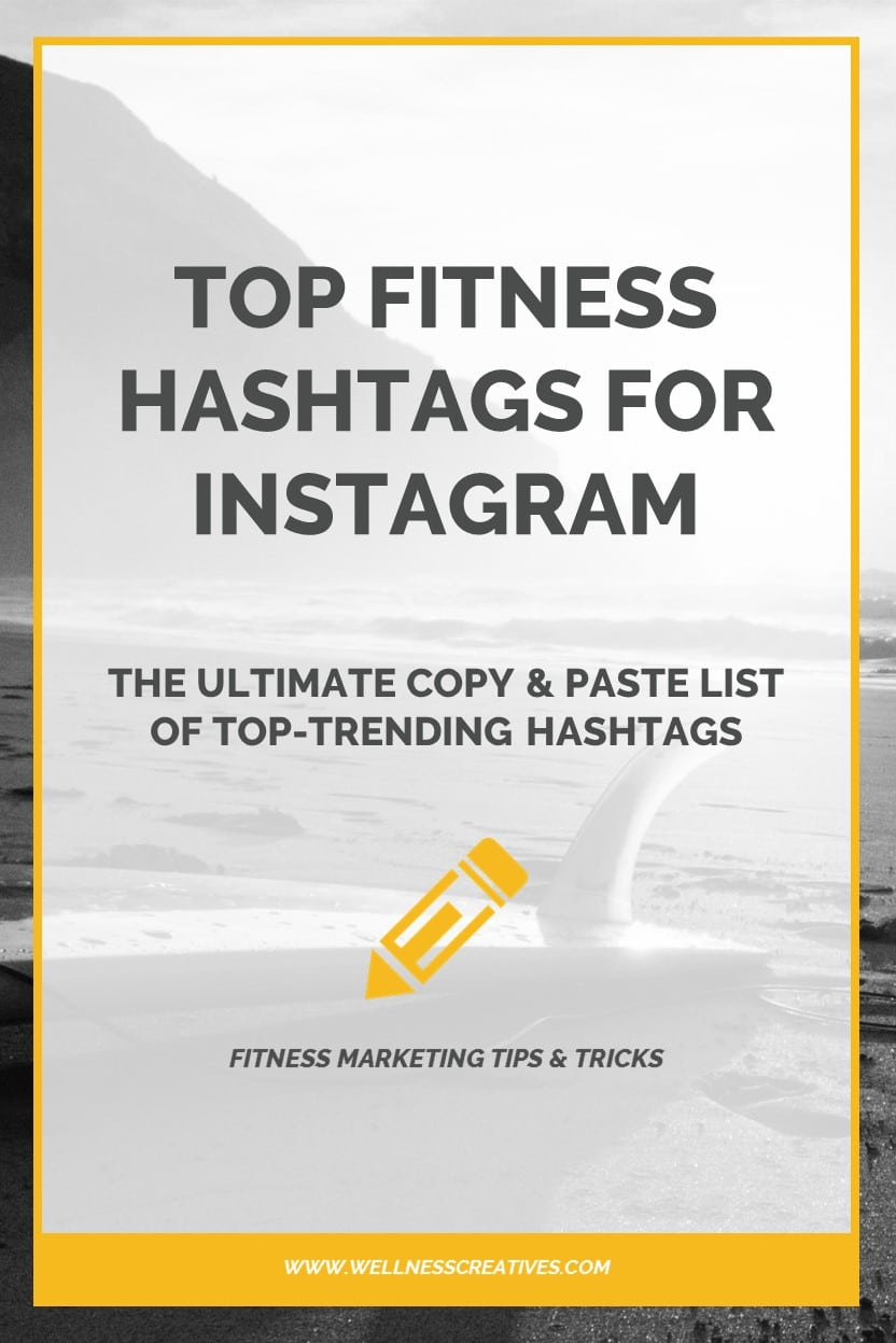 The Most Popular Fitness Hashtags On Instagram | Shape ...