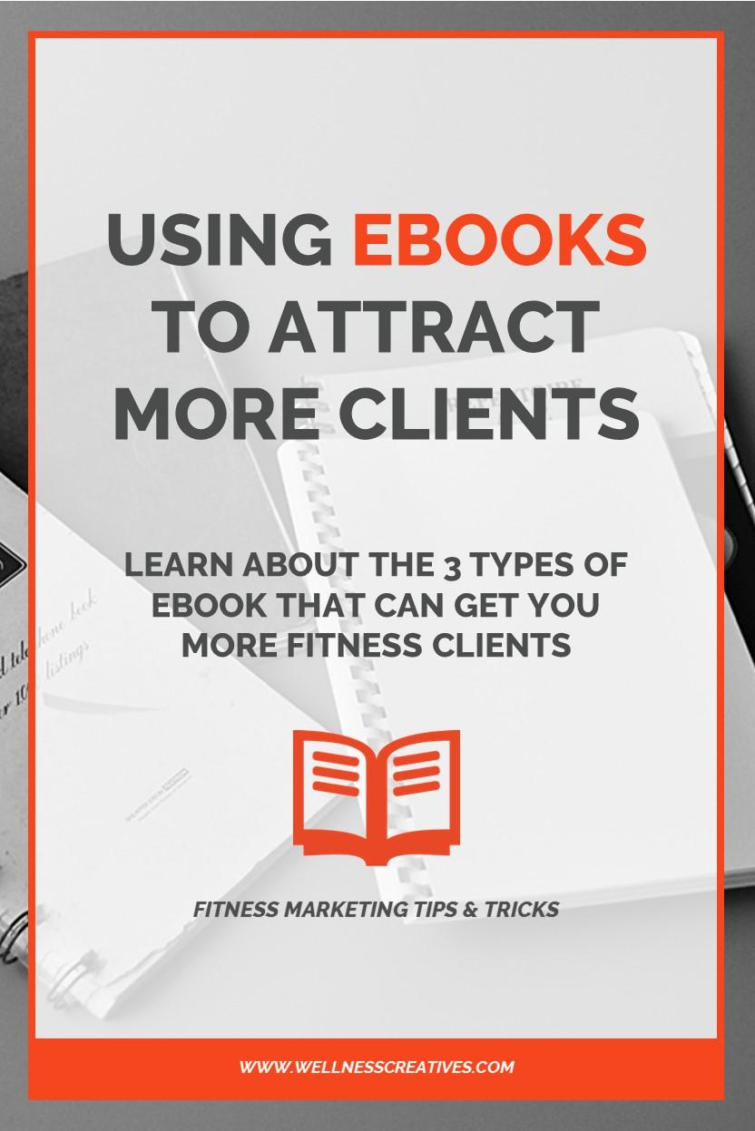 Online Fitness Marketing Ebooks Pinterest