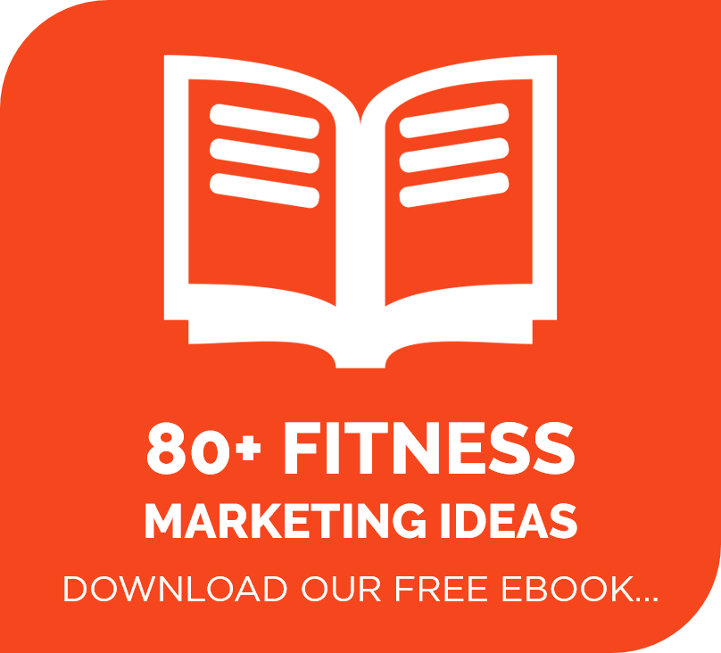 Fitness Marketing Ideas Ebook Ad
