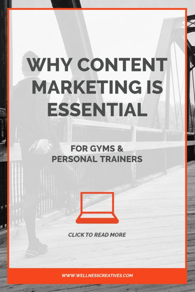 Fitness Content Marketing Pinterest