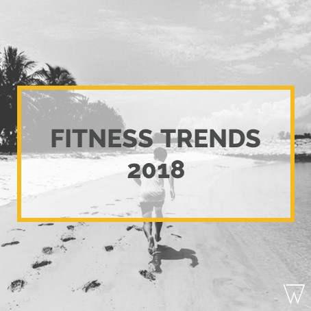 Fitness Trends 2018 Tile
