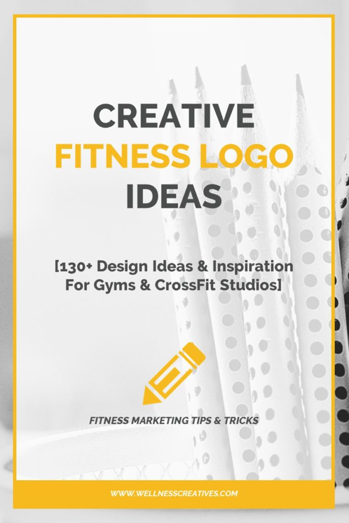 Creative Fitness Logo Ideas Design Inspiration