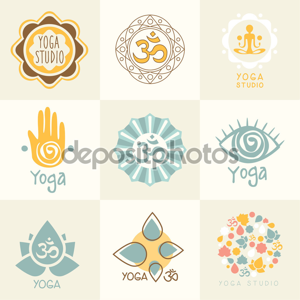 130 Yoga Logo Design Ideas For Studios Classes Retreats