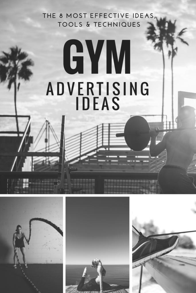 Gym Advertising Ideas Pinterest