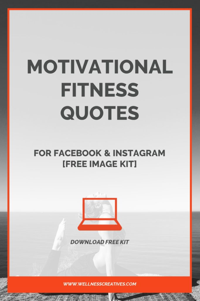 Motivational Fitness Quotes Pinterest