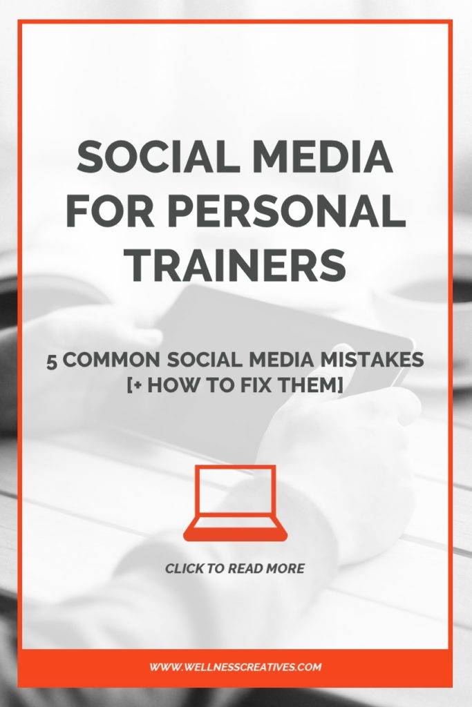 Facebook Marketing Personal Trainers Pinterest