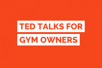 TED Talks Gym Owners Tile