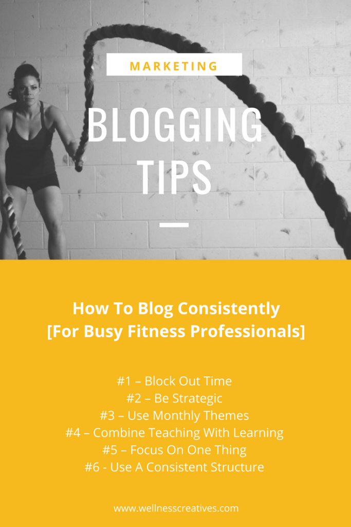 How To Blog Consistently Tips Pinterest