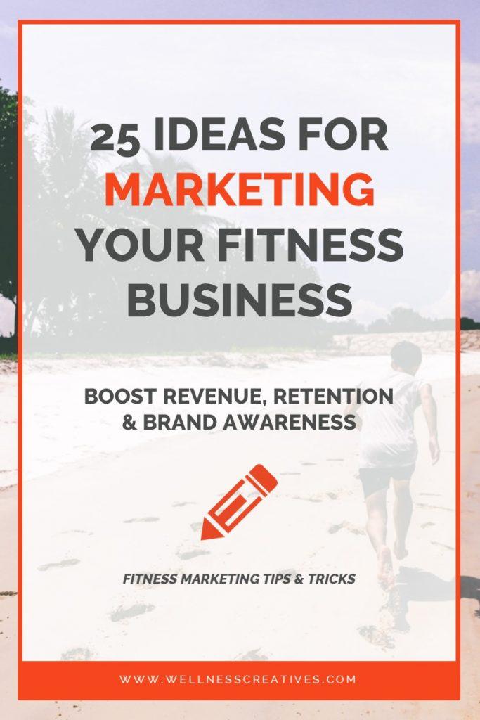 Fitness Marketing Ideas Pinterest