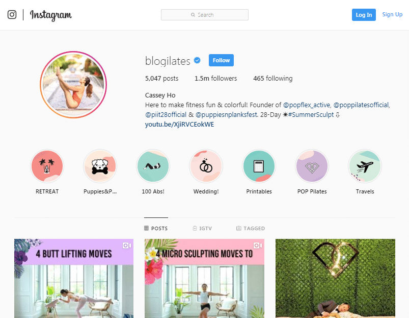 Creating A Killer Fitness Bio For Instagram [7 Simple Tips & Tricks]