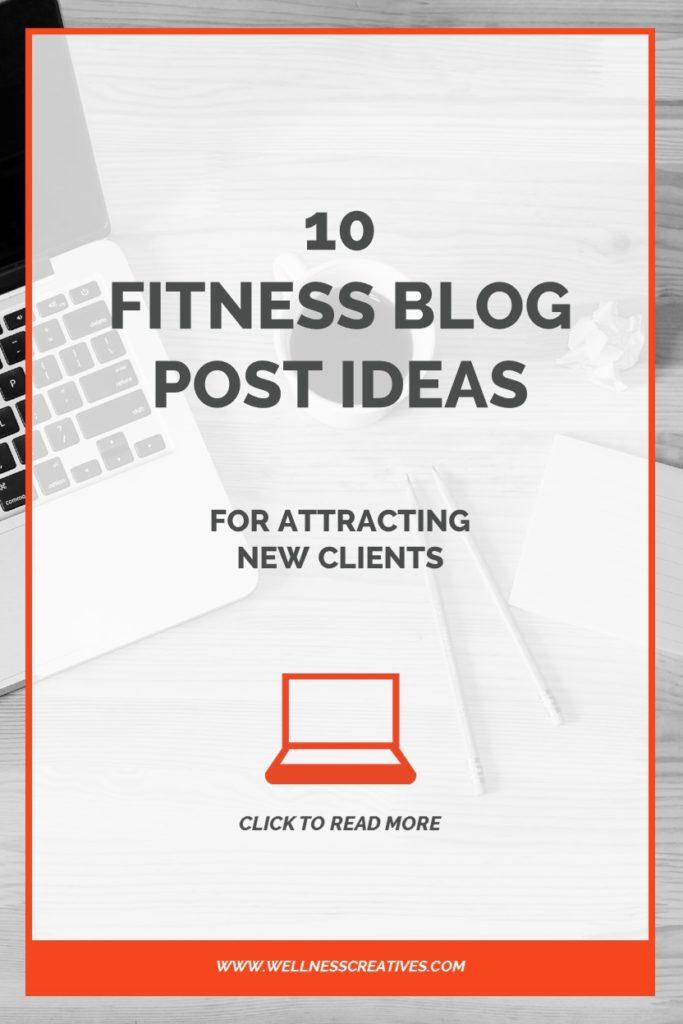 Fitness Blog Post Ideas Pinterest Red