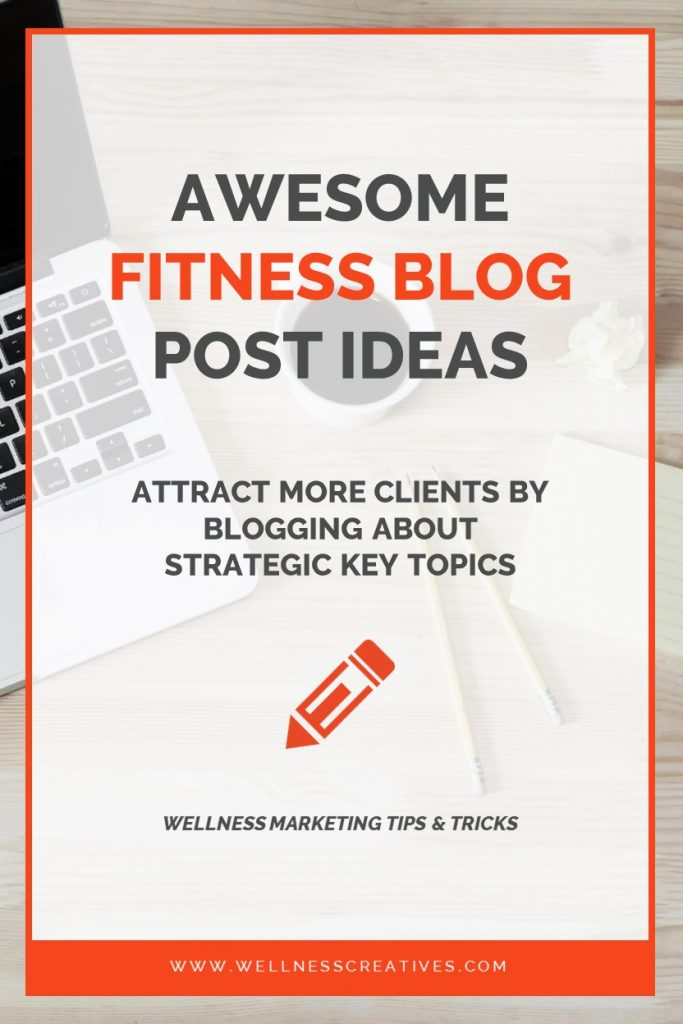 Fitness Blog Topic Ideas Pinterest