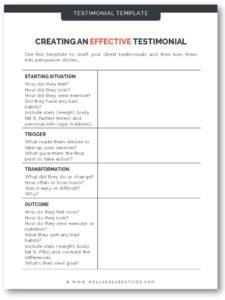 fitness-testimonials-template