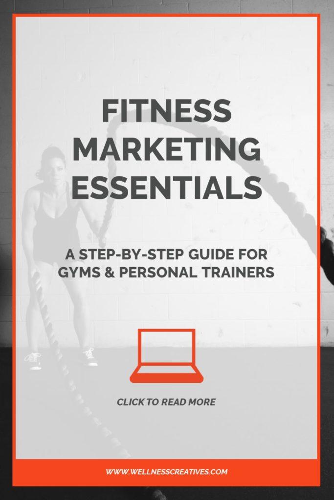 Fitness Marketing Guide Pinterest