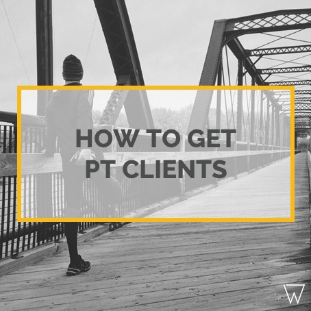 How To Get Personal Training Clients Fast Tile