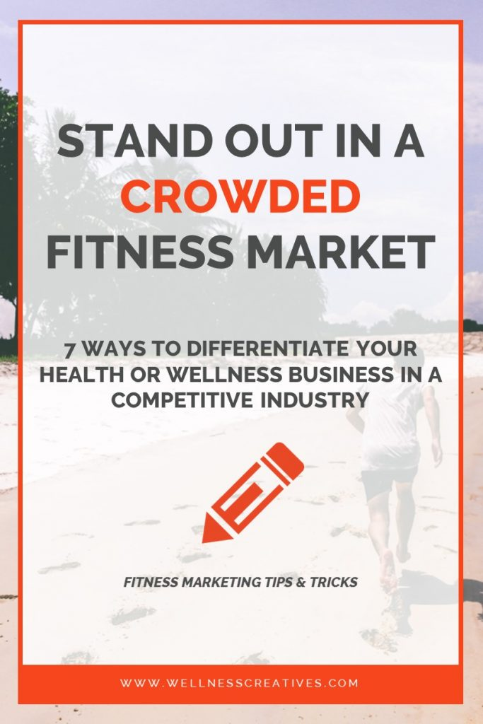 Stand Out Competitive Fitness Market