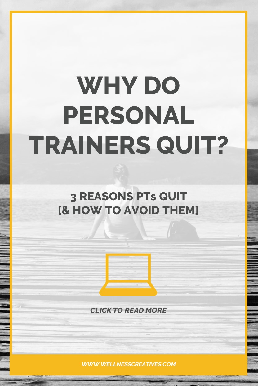 Becoming A Personal Trainer Quit Pinterest