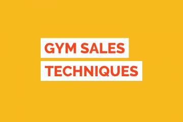 Gym Sales Techniques Tile