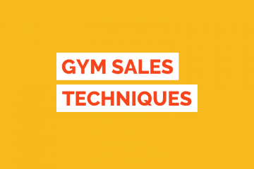 Gym Sales Techniques Tile