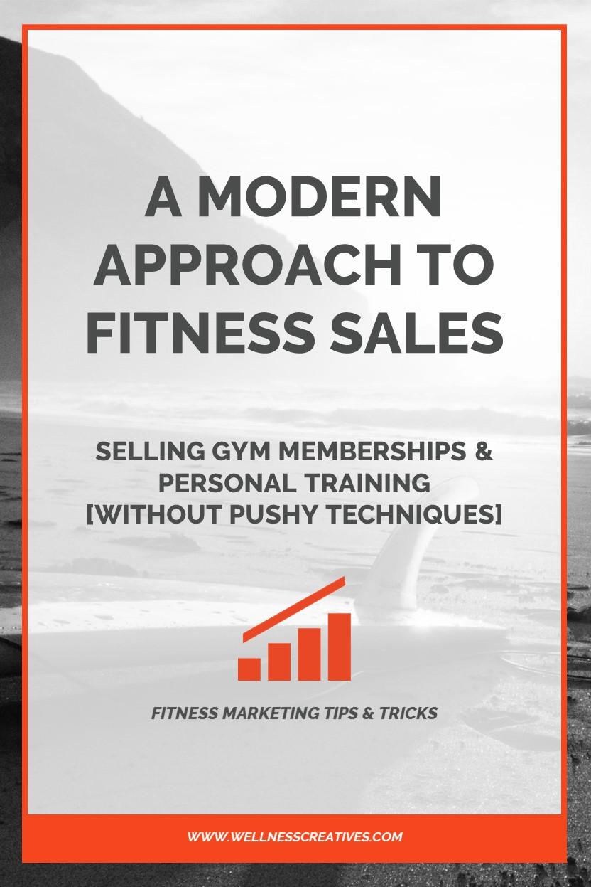 Fitness Sales Modern Pinterest