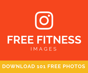 Free Fitness Images Ad