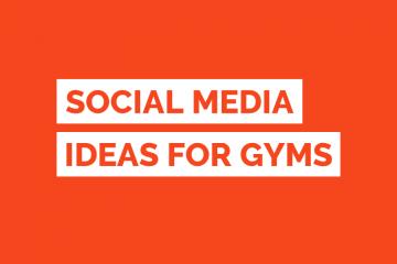 Gym Social Media