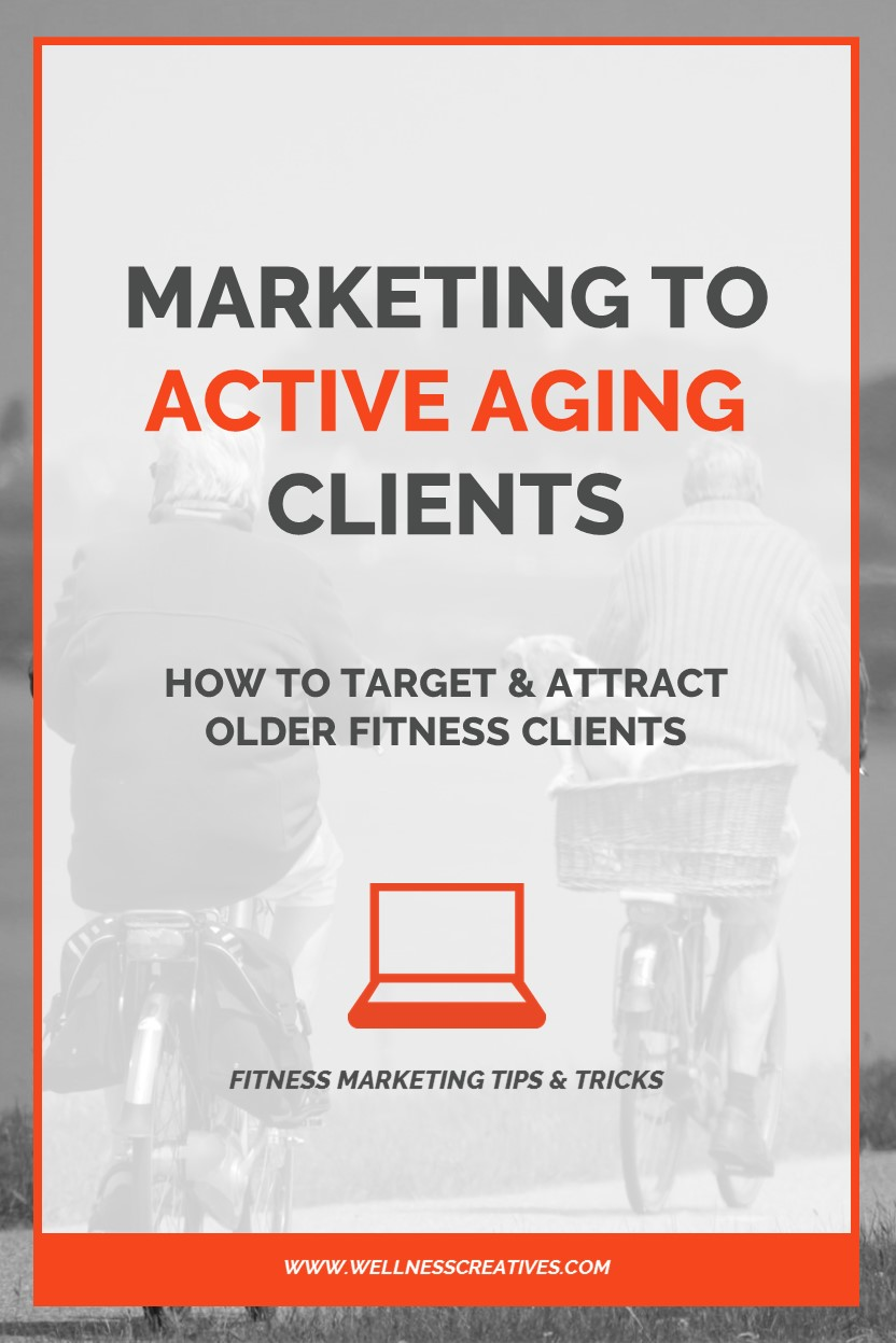 Personal Training Older Clients Pinterest