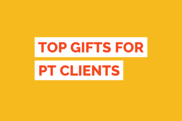 Gifts for personal training clients