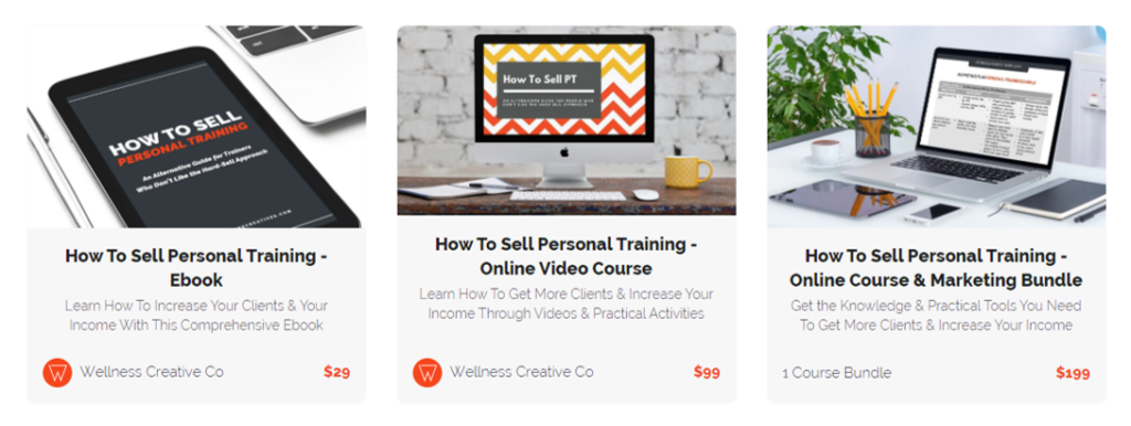 Personal Training Sales Courses