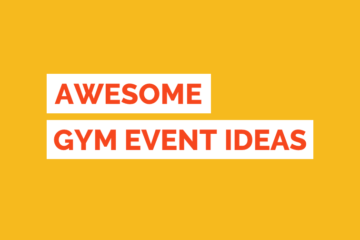 Gym Event Ideas