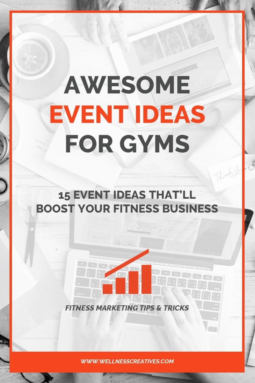 Gym Event Ideas Pinterest