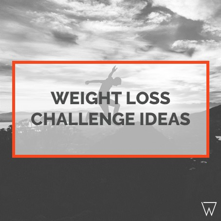Weight Loss Challenge Ideas Tile