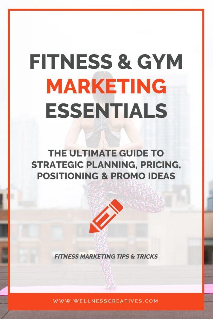 Fitness Center Marketing Pinterest
