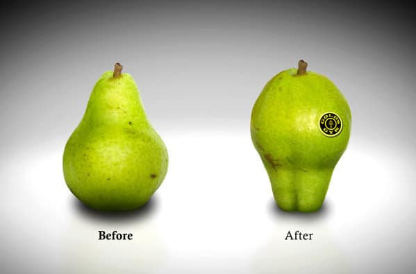 Gym Advertisement Example Golds Pear