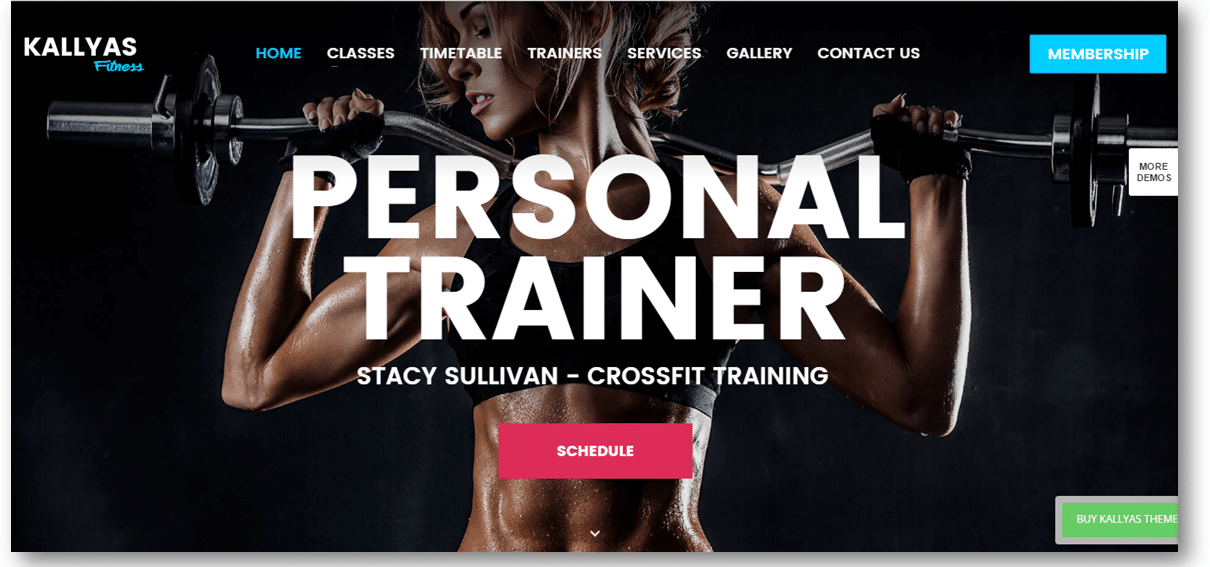 How To Start A Fitness Blog - Template