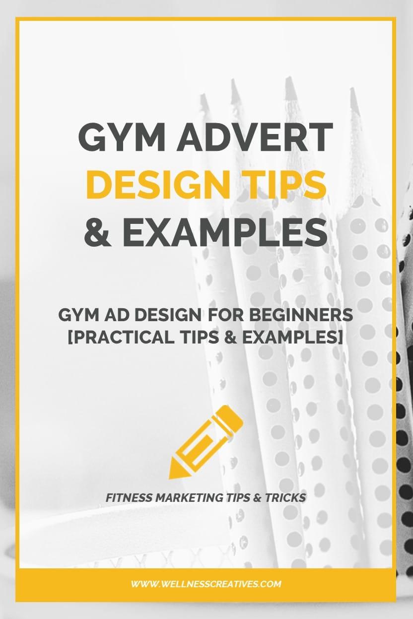 Gym Advertisement Examples Pinterest