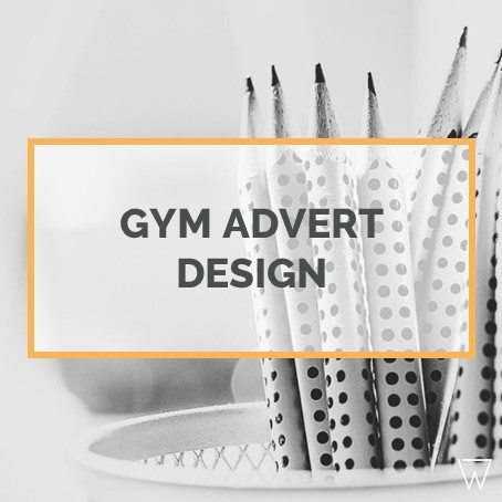 Gym Advertisement Examples Tile