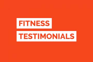 Fitness Testimonials tile
