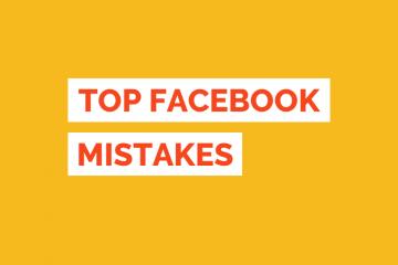Facebook Mistakes Tile
