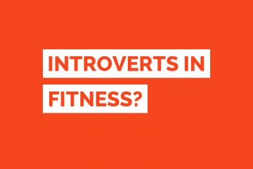 Introverts Fitness Industry Tile
