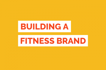 how to build a fitness brand tile