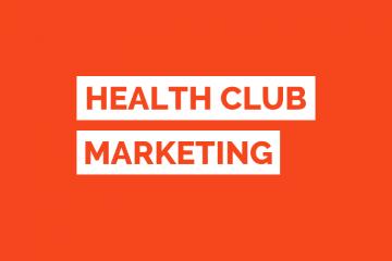 Health Club Marketing Tile