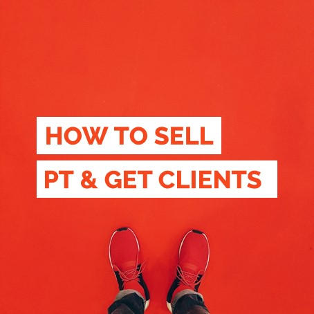 Selling Personal Training Course Ebook Tile